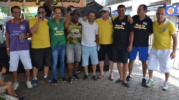 Bloco dos Raparigueiros abre o Carnaval 2018 com festa de virada de ano