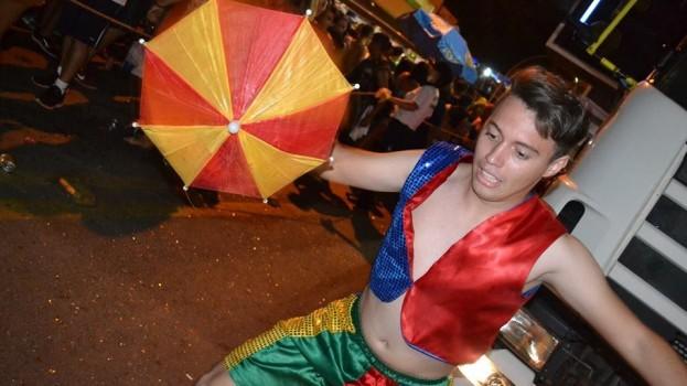 Carnaval 2017 – Galinho de Brasília