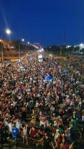 Carnaval em Brasília: 155,4 mil curtiram a terça-feira nos blocos de rua