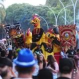 """Núcleo Bandeirante encerra o calendário carnavalesco com a """"Ressaca dos Blocos Tradicionais"""""""