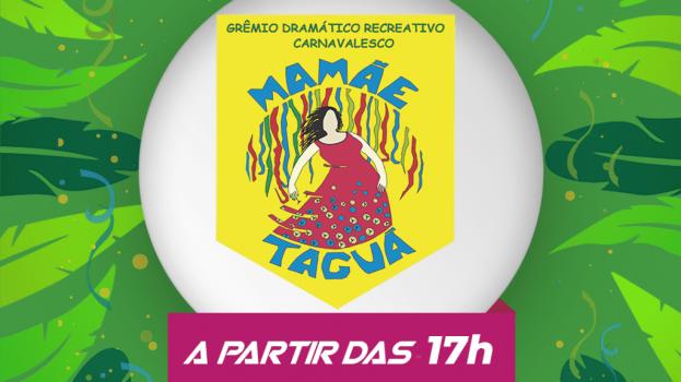 BLOCO MAMÃE TAGUÁ DESFILA EM 2019