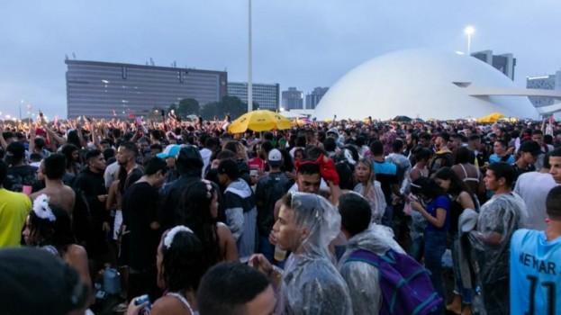 PMs da área administrativa reforçarão segurança no Carnaval do DF