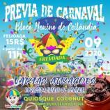 Menino da Ceilândia: Prévia de Carnaval